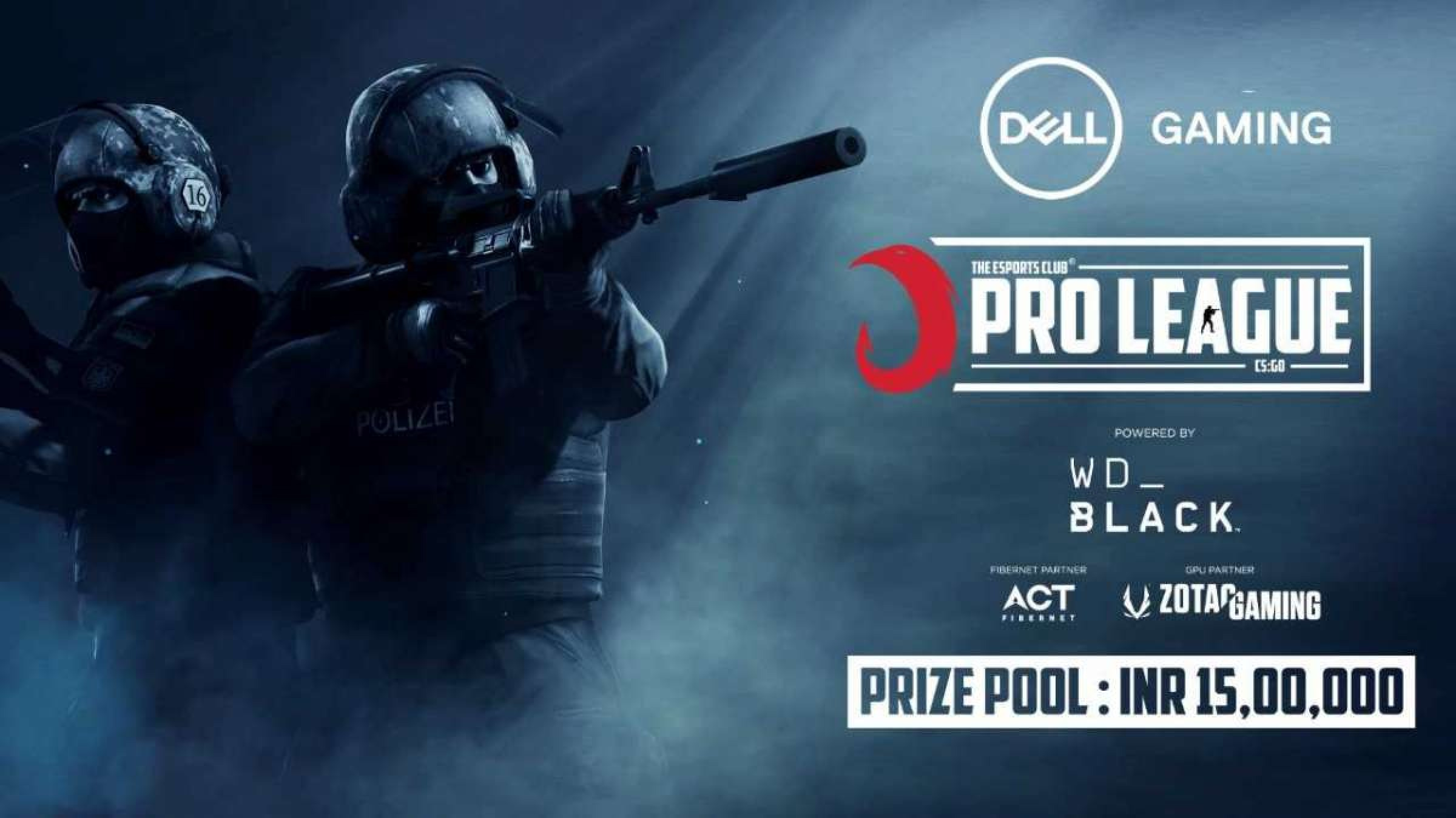 Dell Gaming TEC Pro League to Commence from October 2020