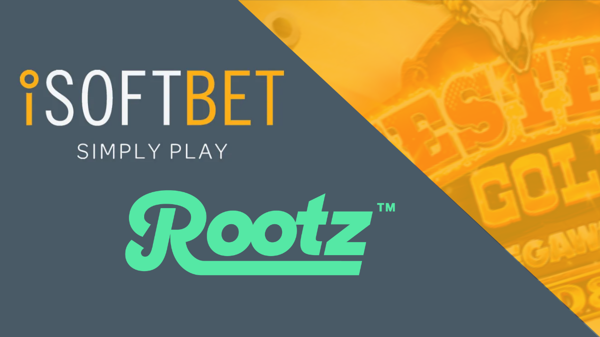 iSoftBet now goes live with Rootz-Gaming post